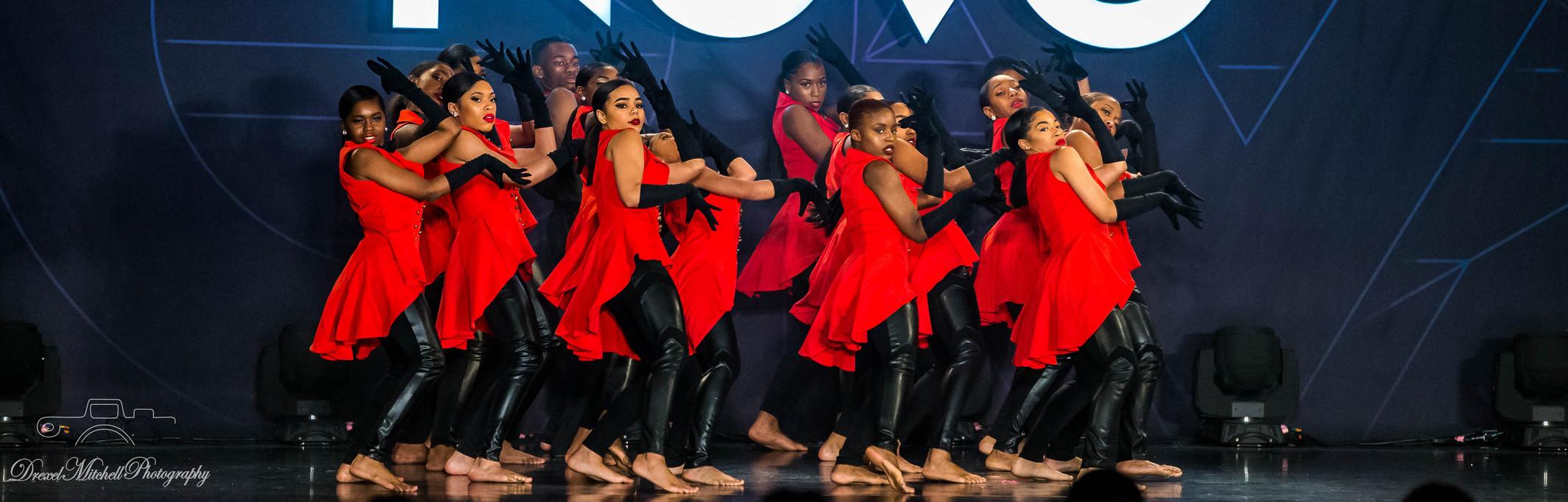 """The Next Episode"" (2018) Teen/Senior Companies Choreography: Brooke Pierotti"