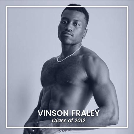 Vinson Fraley Jr. | Alumni Spotlight