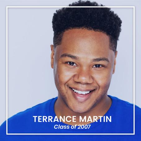 Terrance Martin | Alumni Spotlight