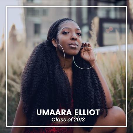 Umaara Elliot | Alumni Spotlight