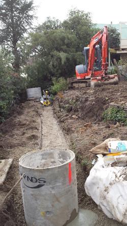 Huntsbury Hill Sewer Relocation