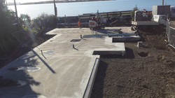 Drains for a New House in Redcliffs