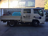 Blocked Drain Truck