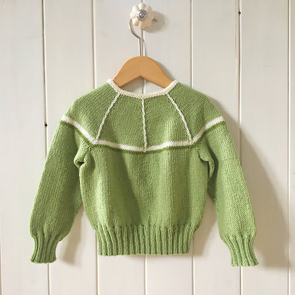 Kit til Lime Sweater, fra