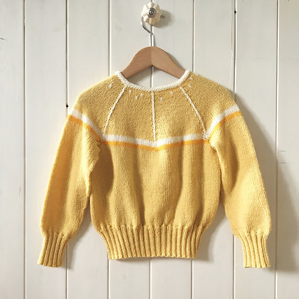 Kit til Citron Sweater, fra
