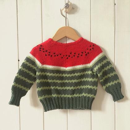 Kit til Vandmelon Sweater