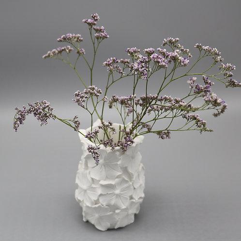Vase mit Blumenmuster (wasserdicht)