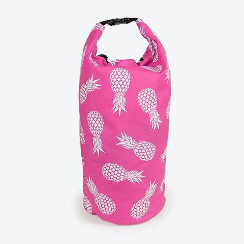 Ananas Schwimm Rucksack Pink
