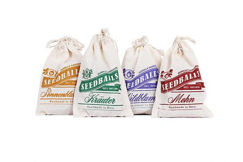 Seedballs 4er-Multipack