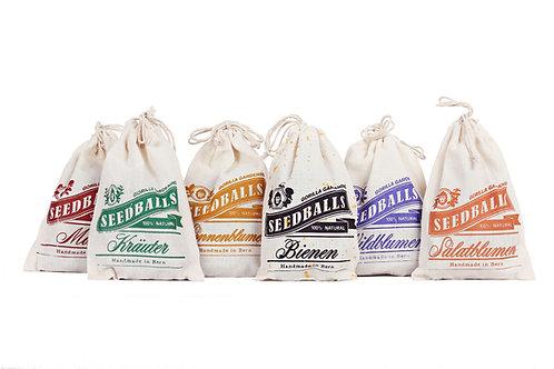 Seedballs 6er-Multipack