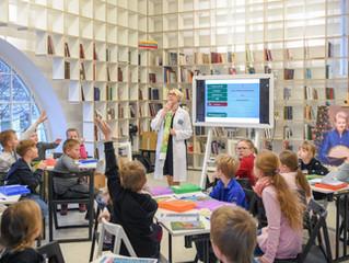 """Valstybės pažinimo centras prisijungė prie akcijos """"Knygų Kalėdos"""""""