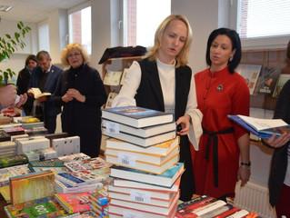 """""""Knygų Kalėdos"""" Trakų viešojoje bibliotekoje"""