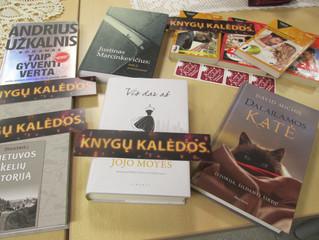 """""""Knygų Kalėdų"""" įkvėpta knygas dovanoja ir Šiaulių miesto savivaldybės viešoji biblioteka"""