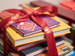 """""""Knygų Kalėdos"""" – atnaujintoje bibliotekoje"""