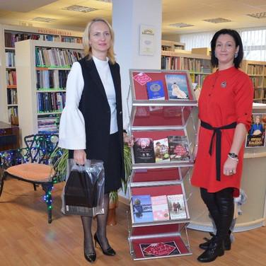"""Kasmet """"Knygų Kalėdų"""" proga Trakų viešoji biblioteka organizuoja mažąją knygų mugę"""