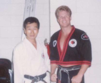 Sensei Kiyoshi Yamazaki