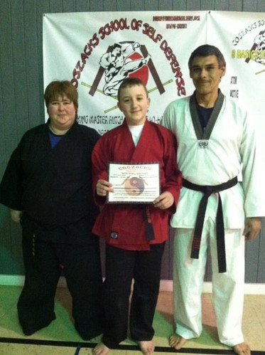 3 Coszacks black belts.jpg