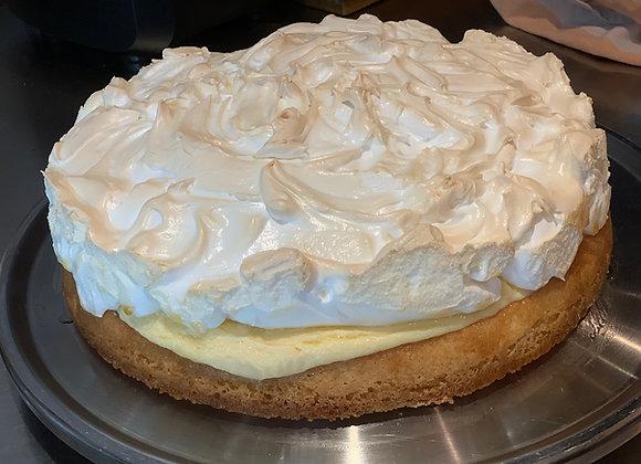 Lemon Meringue Pie (GF)