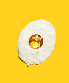 Huevo diamante