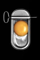 Huevo en lata