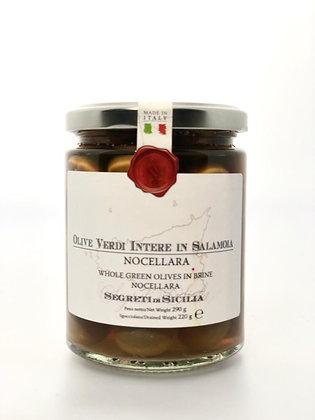 Olives Vertes Nocellara Belice Naturel