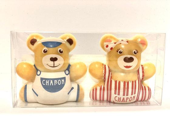 Chapon - Choc Teddy Transparence X2 (64G)