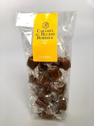 Bonbon Caramel Au Beurre Bordier - Yuzu