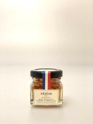 Miel Acacia - Piment Espelette (40G)