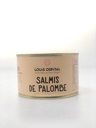 Salmis Palombe - 420G
