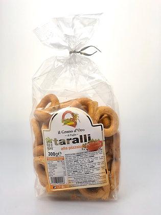 Taralli Pizzaiola