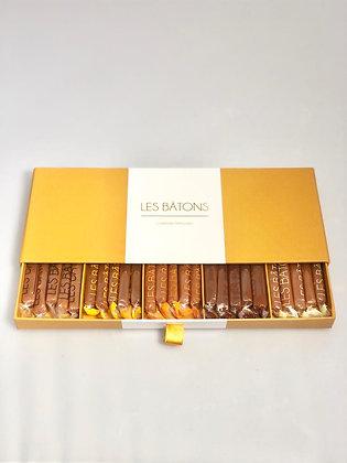 Caramels Les Bâtons - Boîte de 25