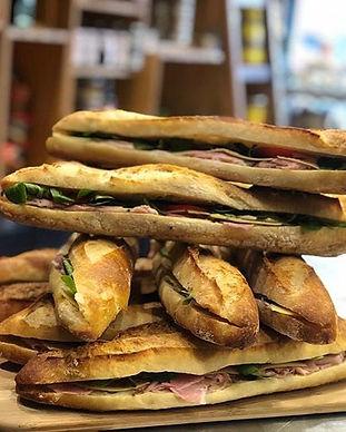 Nos sandwichs gourmets sont de retour en