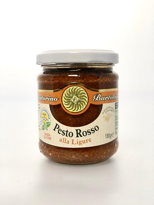 Pesto Rosso Alla Ligure - 180G