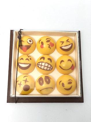Chapon - Coffret 9 Smileys (71G)