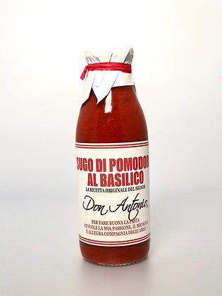 Sugo Al Basilico Don Antonio - 50Cl