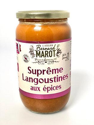 Supreme Langoustines Aux Epices - Marot - 780G