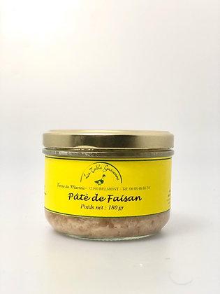 Pâté de Faisan