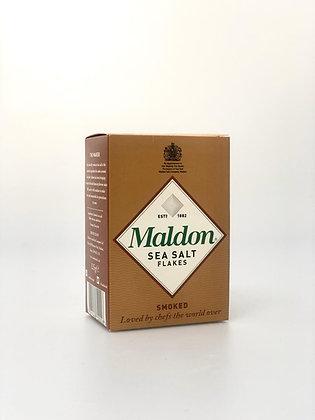 Sel Maldon Fumé au feu de bois