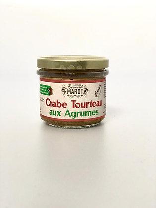 Crabe Tourteau aux Agrumes - Marot - 100G