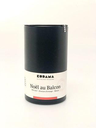 Thé Noel Au Balcon Bio