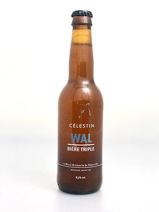 Bière Blonde Triple - Wal 8.3% - 33cl