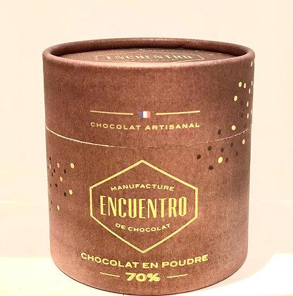 Chocolat en poudre 70% - 250G