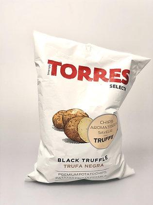 Chips A La Truffe Noire 125G