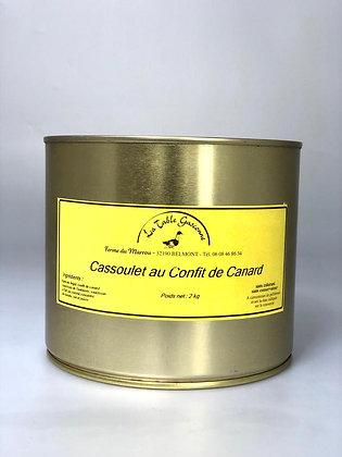 Cassoulet - 2Kg