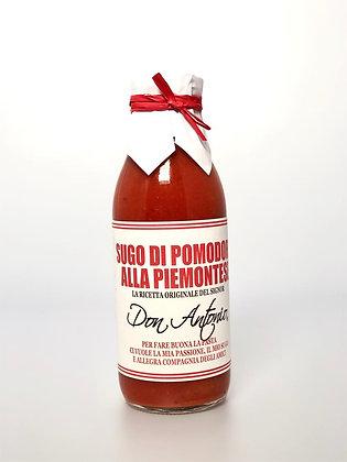Sugo Alla Piemontese Don Antonio - 50cl