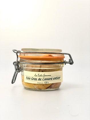 Foie Gras de Canard Entier - Verrine 125G