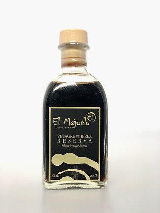 Vinaigre Xeres Reserve - El Majuelo - 25cl