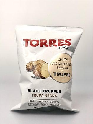 Chips A La Truffe Noire 40G