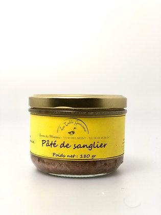 Pâté de Sanglier 180G