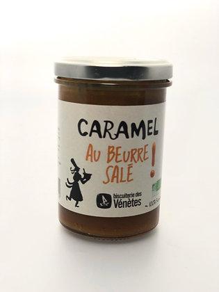 Crème de Caramel au Beurre Salé Bio - 220G